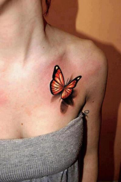 30 Most Crazy Sketched 3D Tattoo Designs Entertainmentmesh Ideas And Designs