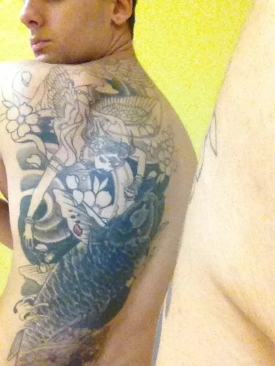 Tattoo Removal Options For A Mid Back Tattoo Tattoo Ideas And Designs