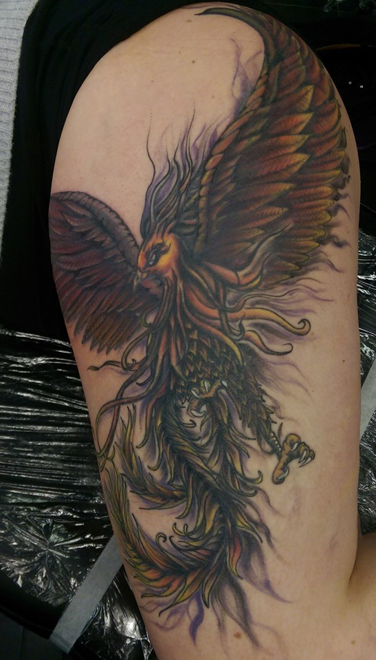 Home Tattoo And Piercing Studio In Farnborough Ideas And Designs