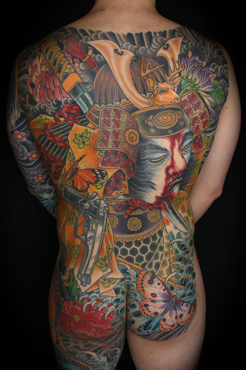 Mike Rubendall Owner And Tattoo Artist At Kings Avenue Ideas And Designs