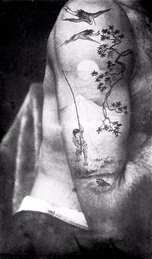 History Of Tattoos Sutherland Macdonald Is Britain S Ideas And Designs