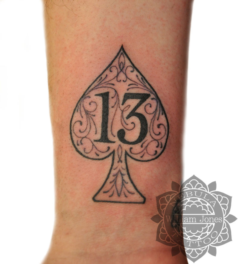 13 Ace Of Spades Tattoo By Nebulatattoo On Deviantart Ideas And Designs