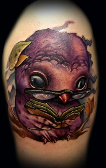 Tattoos Of Owls Give Wisdom To Body Art « Tattoo Articles Ideas And Designs