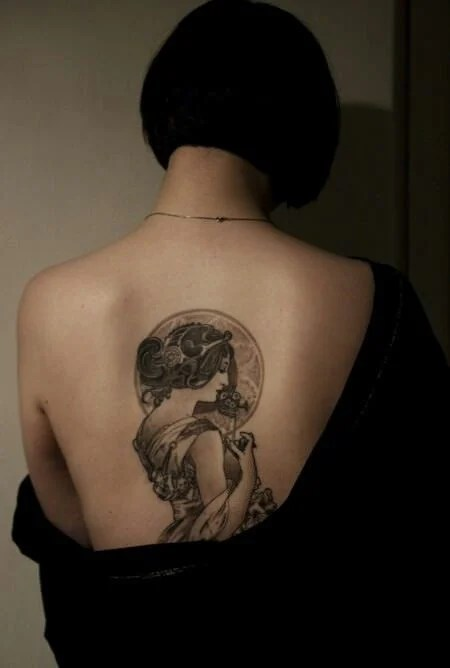 Art Deco Tattoos Give Body Art A Beautiful Antique Flavor Ideas And Designs