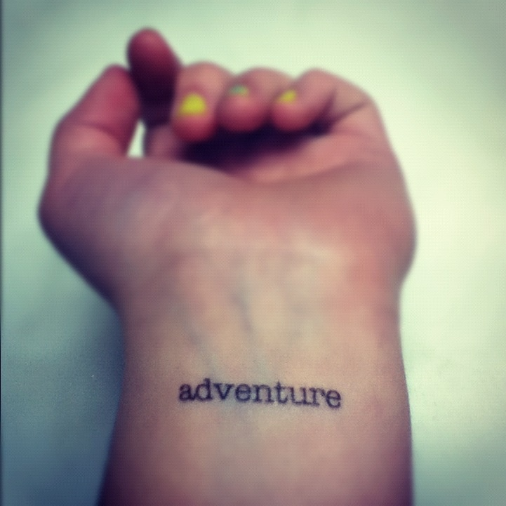 Adventure Tattoo Adventure Tattoos Pinterest Ideas And Designs
