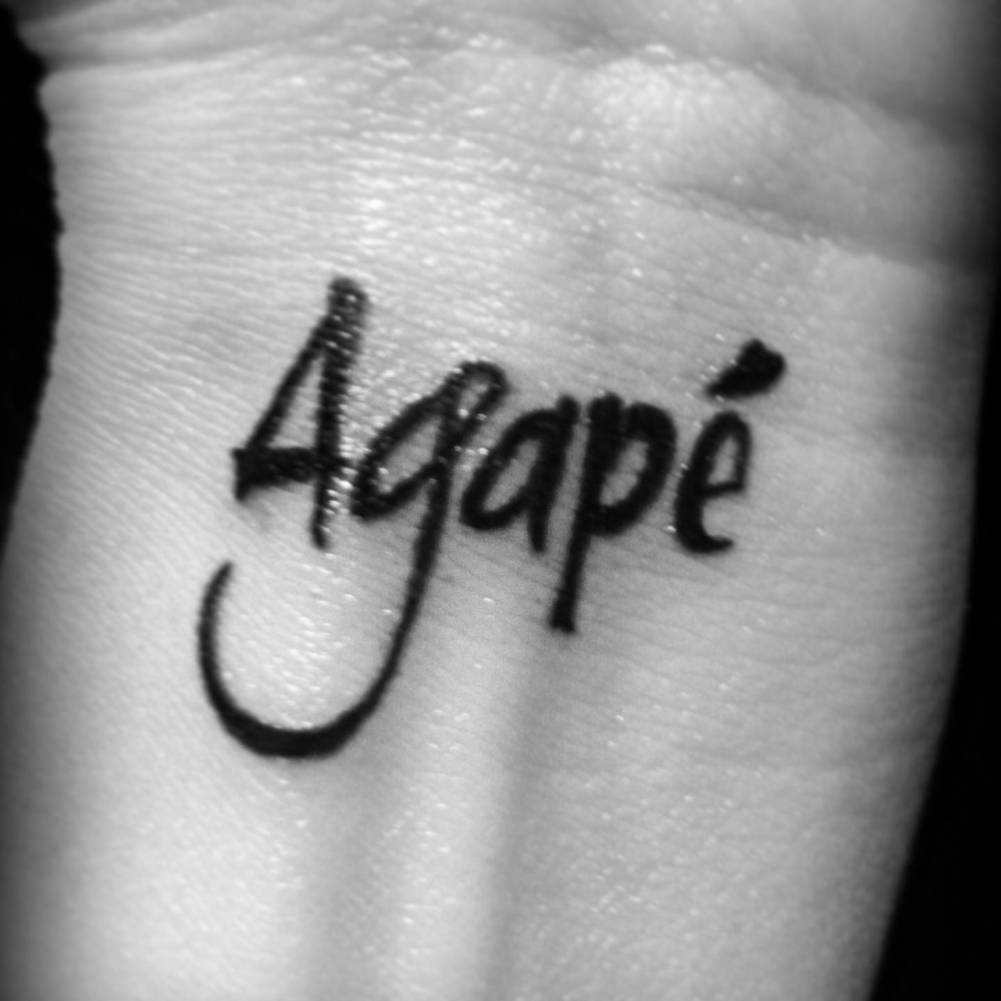 Did It Agape Unconditional Love Agape Tattoo Ideas Ideas And Designs