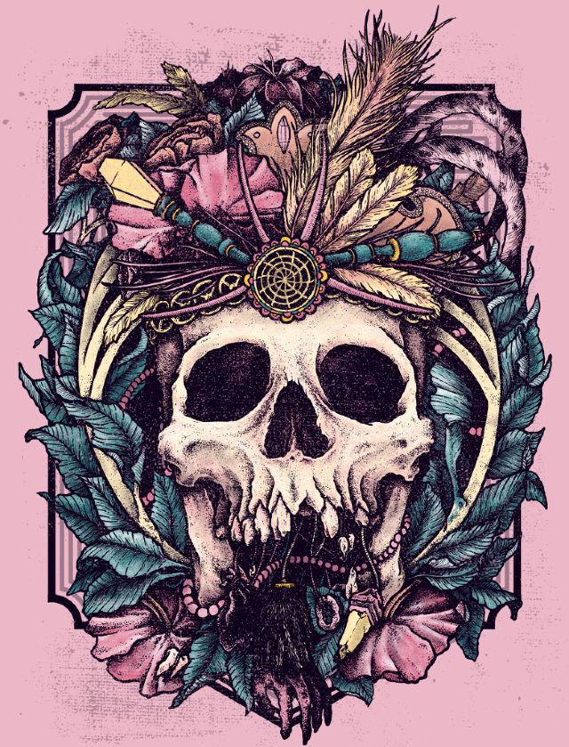 Miami Mayan Est 1980 Andrewhainesart Skull Tattoo Ideas And Designs