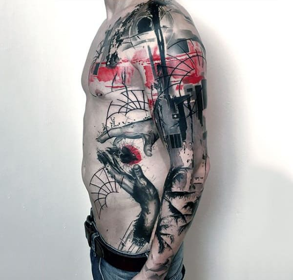 100 Amazing Tattoos For Guys Masculine Design Ideas Ideas And Designs