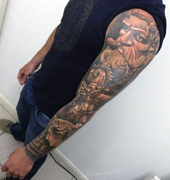 80 3D Tattoos For Men Three Dimensional Illusion Ink Ideas And Designs