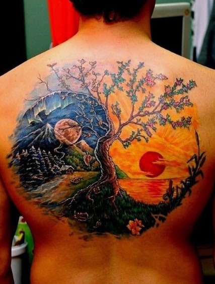 70 Sun Tattoo Designs For Men A Symbol Of Truth And Light Ideas And Designs