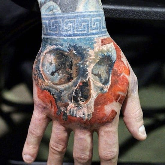 Top 50 Best Hand Tattoos For Men Fist Designs And Ideas Ideas And Designs