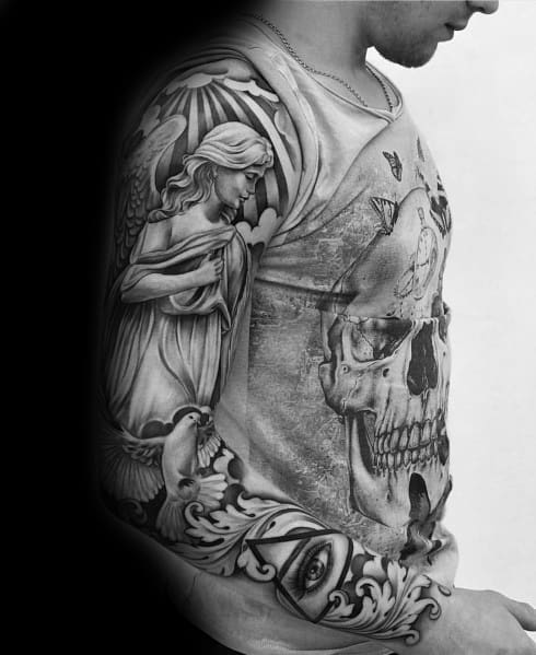 90 Big Tattoos For Men Giant Ink Design Ideas Ideas And Designs