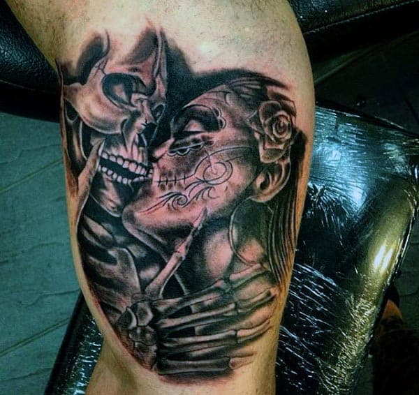 90 Bicep Tattoos For Men Masculine Muscle Design Ideas Ideas And Designs