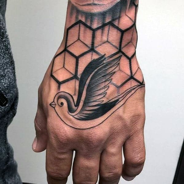 40 Traditional Bird Tattoo Designs For Men Old School Ideas Ideas And Designs