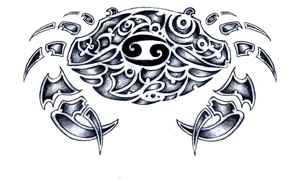 14 Awesome Tribal Cancer Tattoos Ideas And Designs