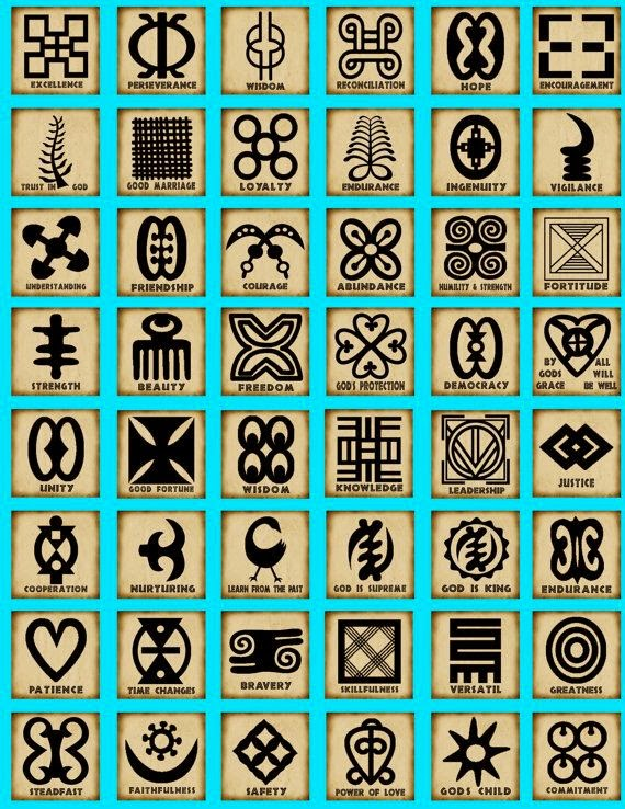 Black History Heroes The Language Of Symbols In Africa Ideas And Designs