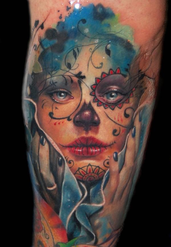 Design On My Mind Tattoo Monday Give Me Some Sugar Skulls Ideas And Designs