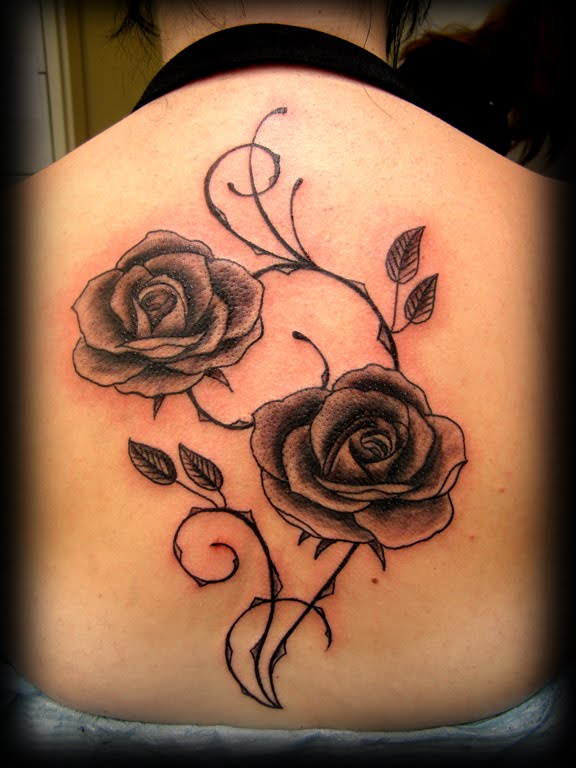 Cool Ink Tattoos Designs New Rose Tattoos Ideas And Designs