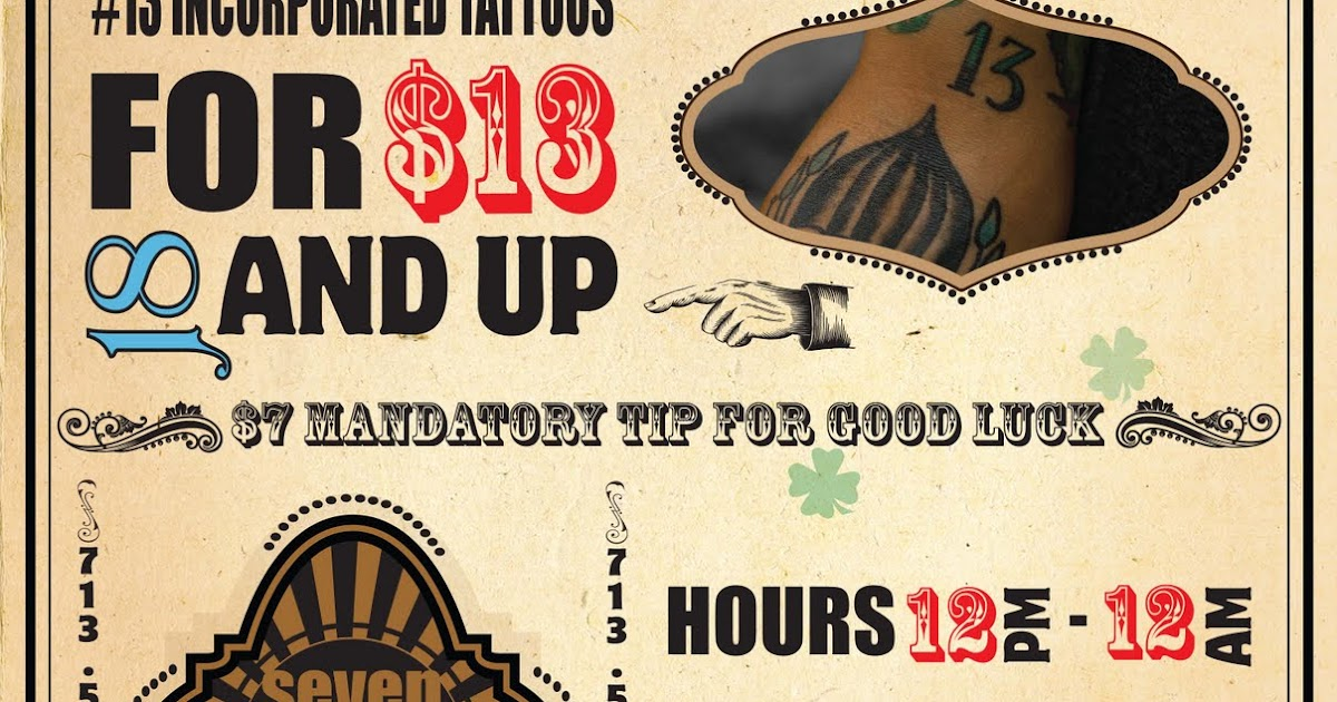 Punko 713 Tattoo Promotional Poster Ideas And Designs
