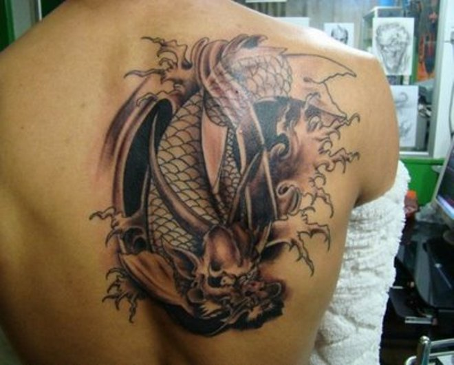 New Picture Tatto 5 Awesome 3D Tattoo Ideas And Designs