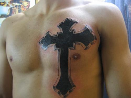 Top 25 Cross Tattoos D*Mn Cool Pictures Ideas And Designs