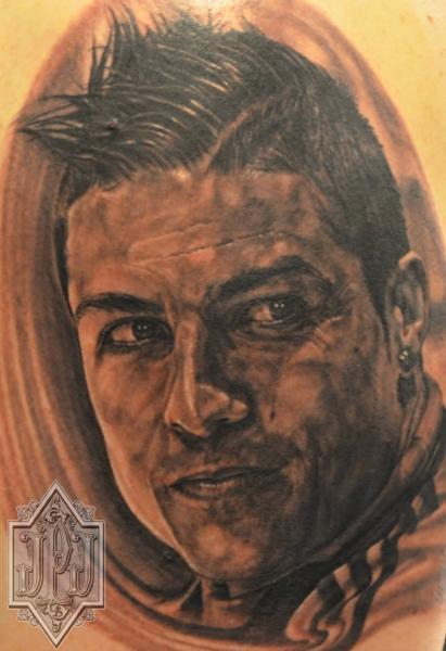 Ink Apparently People Get Cristiano Ronaldo Tattoos Ideas And Designs