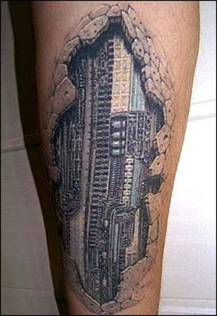 Best Tattoos For Men 3D Tattoos Ideas And Designs