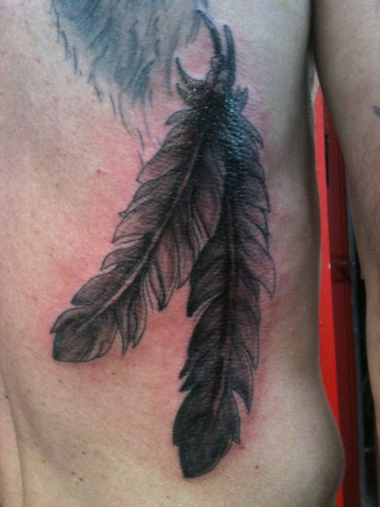 Feather Tattoo Tattoos Photo Gallery Ideas And Designs