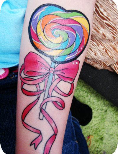 Cupcake And Candy Tattoos For Girls And Women Find A Ideas And Designs