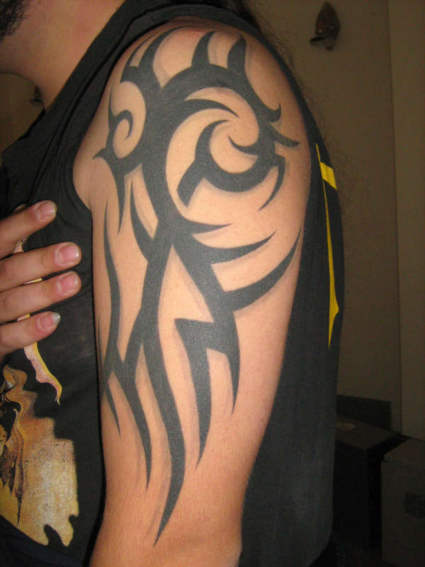 My Tribal 6 Months Later Tattoo Ideas And Designs