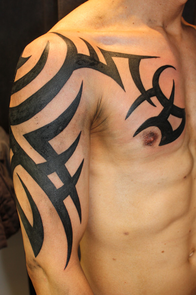 Arm Tribal Tattoos Ideas And Designs