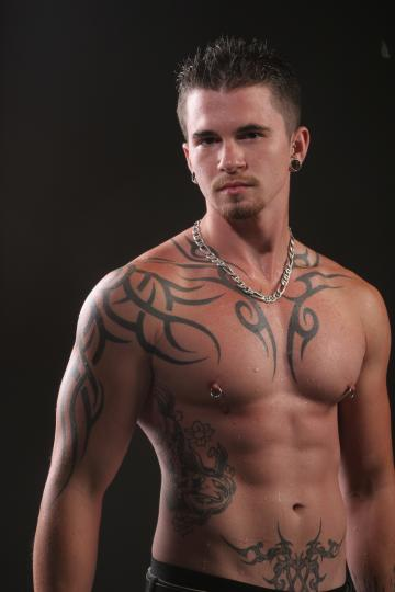 Back And Shoulder Tattoos For Men Ideas And Designs