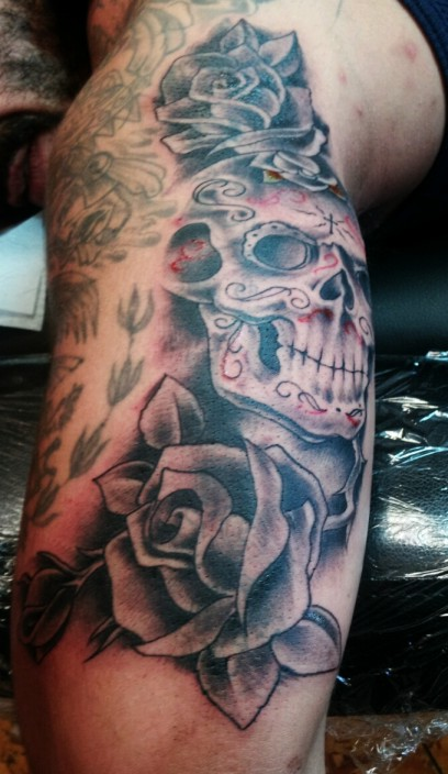 12 Volt Tattoo Chico Ca By Juan Ideas And Designs