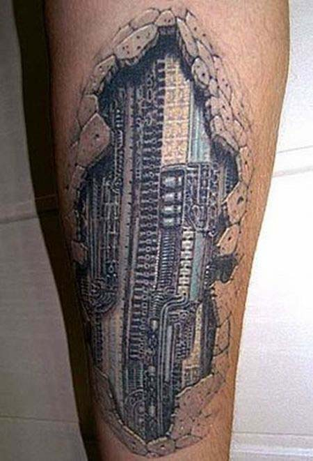 3D Tattoo On Forearms Tattoos Photo Gallery Ideas And Designs