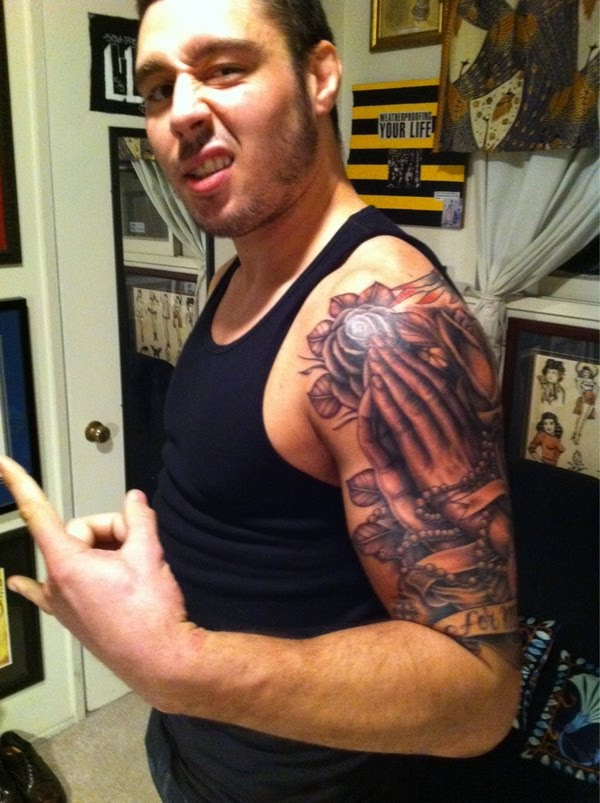 Inking The Fight 2011 Top 10 Best Mma Fighter Tattoos Ideas And Designs