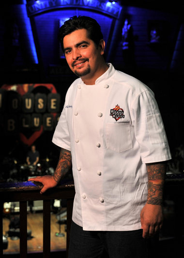 Chopped Chef Aaron Sanchez Sleeve Tattoo Ideas And Designs