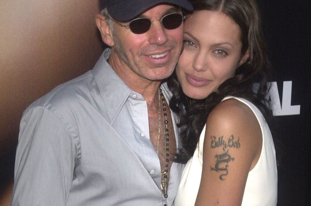 List Of All Angelina Jolie Tattoos And Their Meanings Ideas And Designs