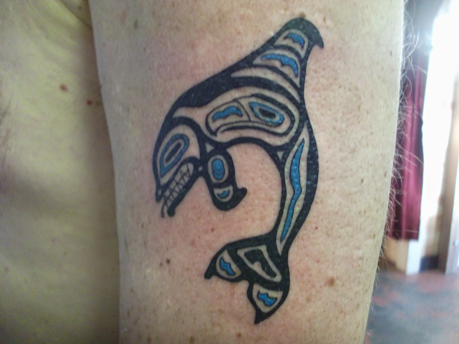 28 Native Alaskan Tattoo Pictures To 907 Kustom Ideas And Designs