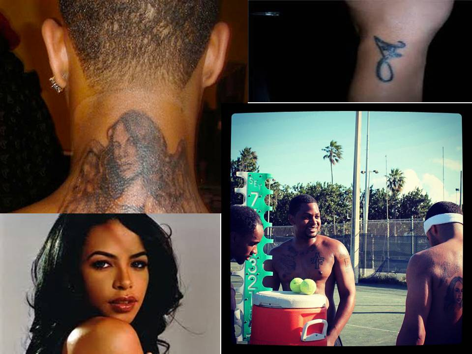 Aaliyah Tattoos Ideas And Designs