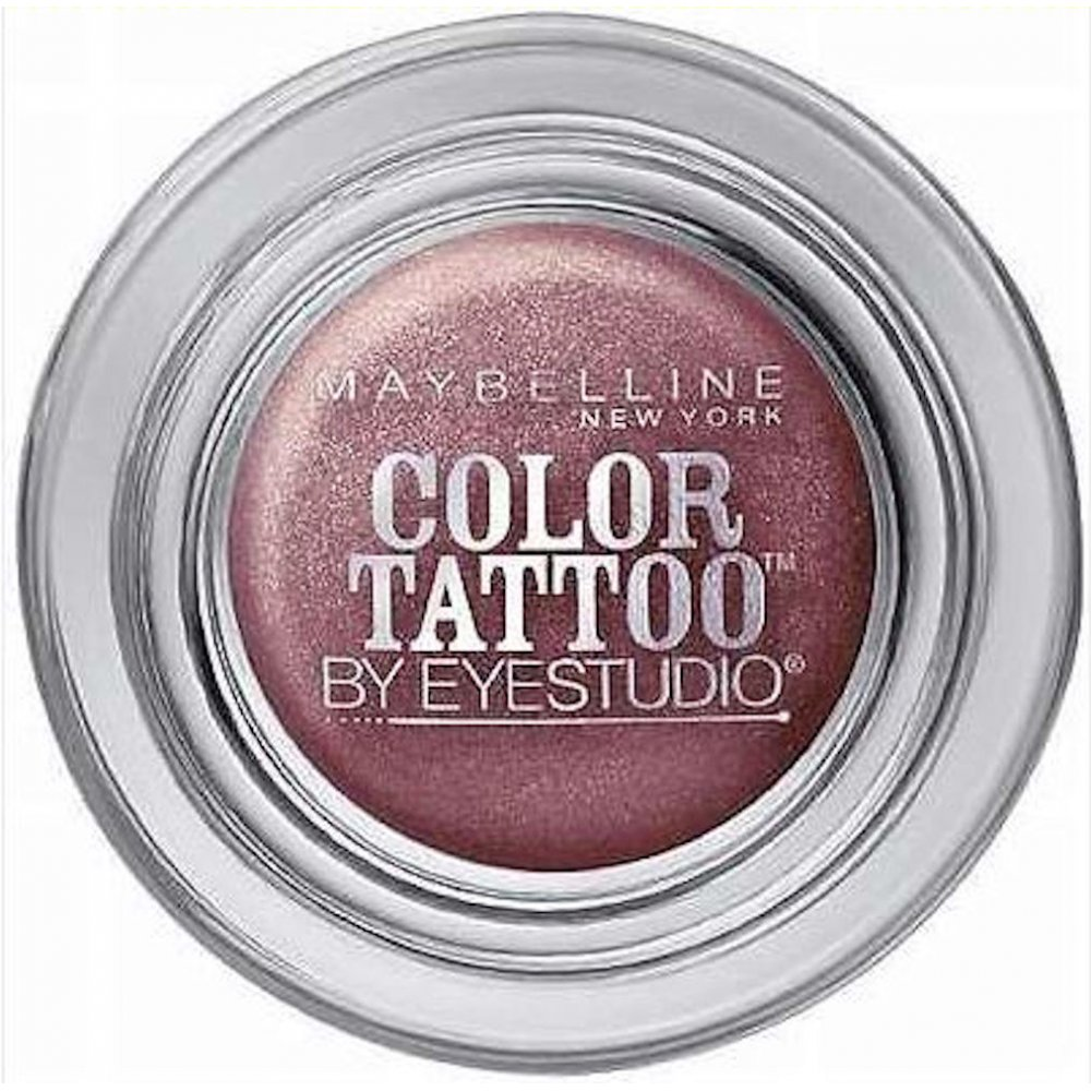 Maybelline Color Tattoo 24 Hr Eyeshadow 90 Vintage Plum Ideas And Designs