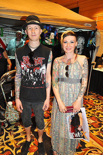 Vegas Happenings The Biggest Tattoo Show On Earth Ideas And Designs