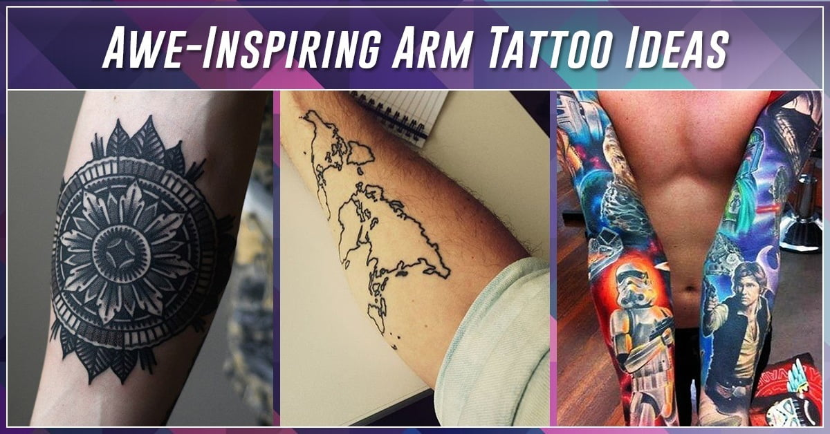 60 Best Arm Tattoos – Meanings Ideas And Designs For 2018 Ideas And Designs
