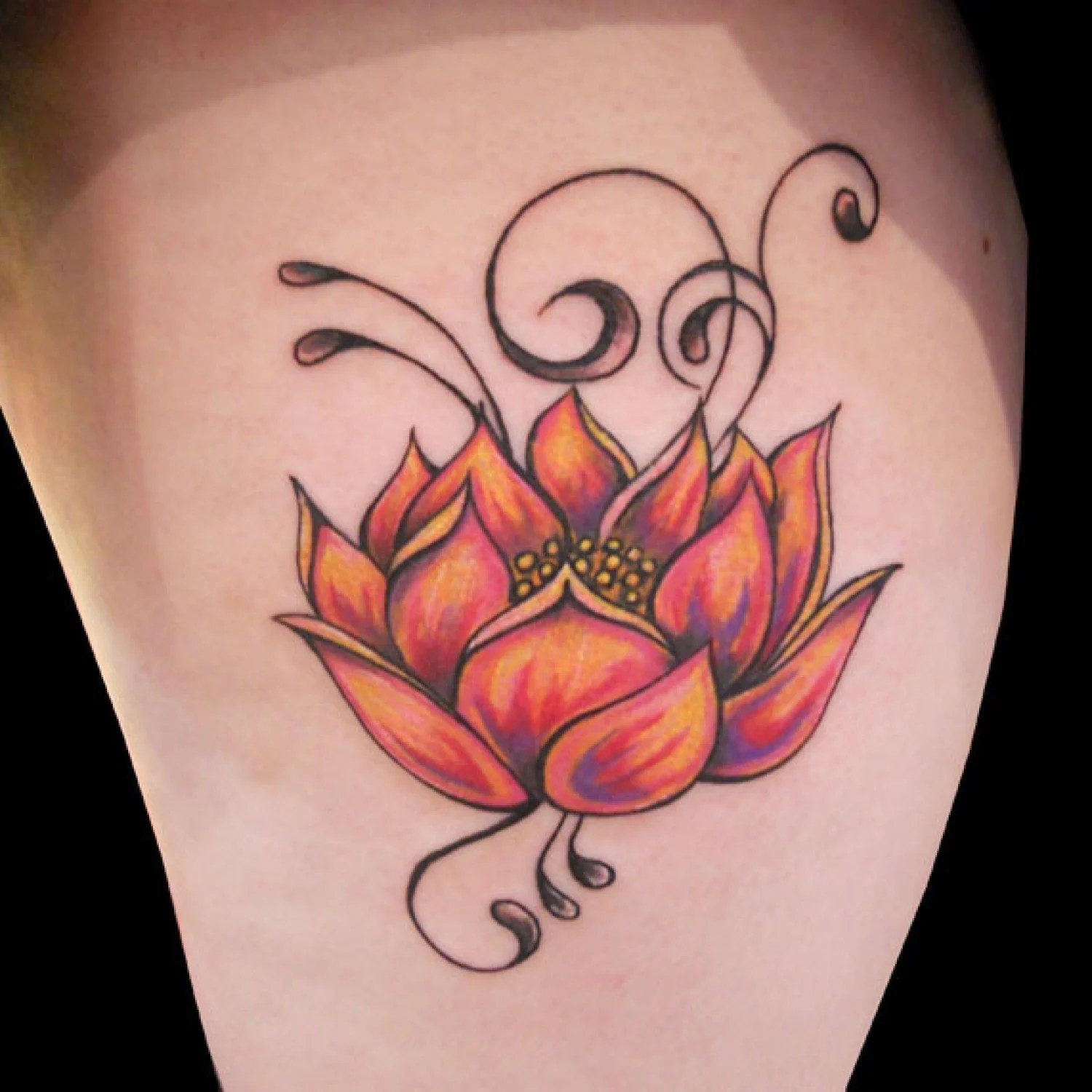 41 Enticing Lotus Flower Tattoos Ideas And Designs
