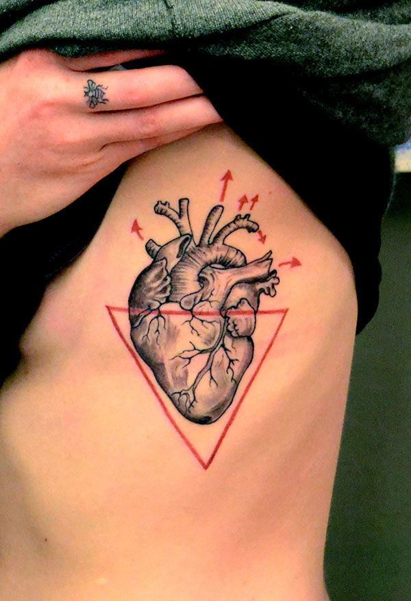 50 Awesome Heart Tattoo Designs Ideas The Xerxes Ideas And Designs