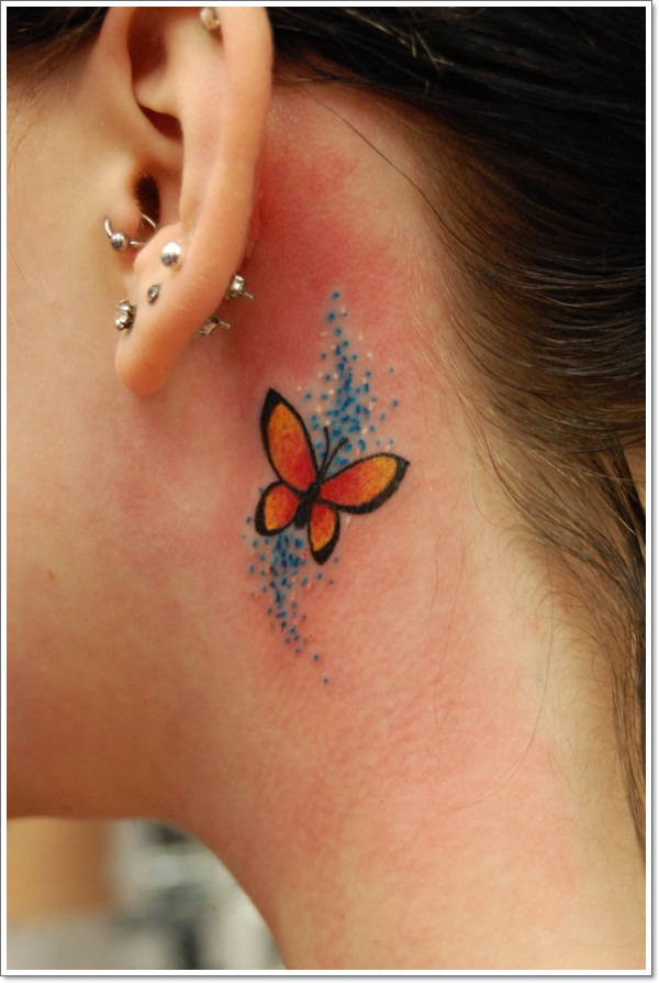50 Best Butterfly Tattoo Designs And Ideas The Xerxes Ideas And Designs