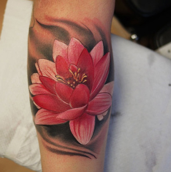 30 Awesome Lotus Flower Tattoo Design Ideas And Designs