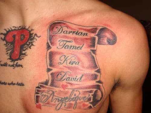 Family Tattoos For Men Ideas And Inspiration For Guys Ideas And Designs