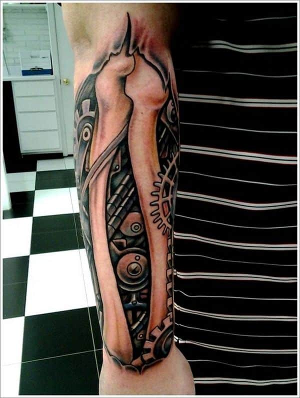 Biomechanical Tattoos For Men Ideas And Inspiration For Guys Ideas And Designs