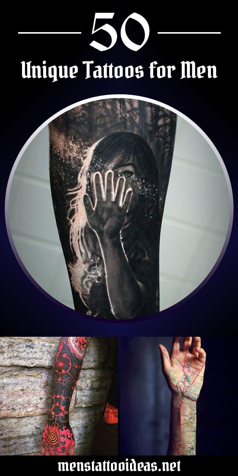 Unique Tattoos For Men Ideas And Designs For Guys Ideas And Designs