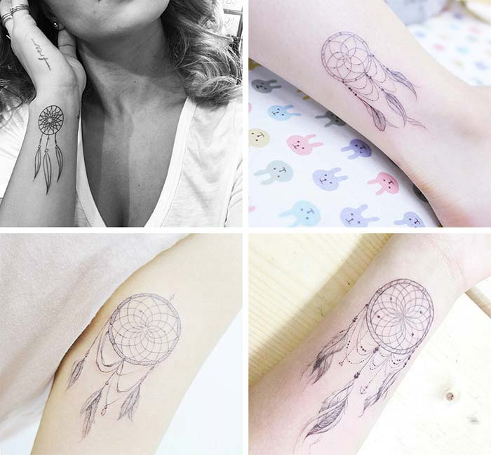 50 Absolutely Cute Small Tattoos For Girls With Their Ideas And Designs